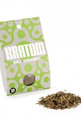 Kratom Bali (Mitragyna speciosa), 10 gram