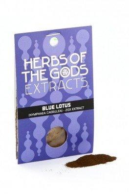 Nymphaea Caerulea (Blauwe Lotus) extract 20x