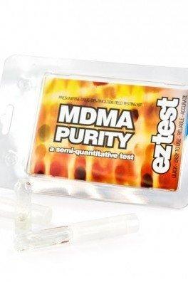 Drugtests EZ Test MDMA Purity