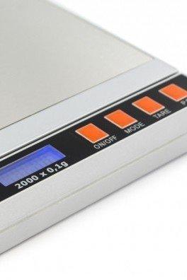 Digitale Weegschaal Dipse 2000 (2000g x 0,1g)