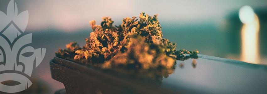 Het Instellen Van Een Droge Kruiden-vaporizer