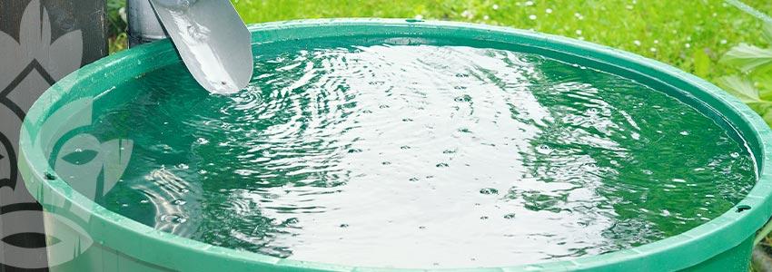 Gebruik Regenwater
