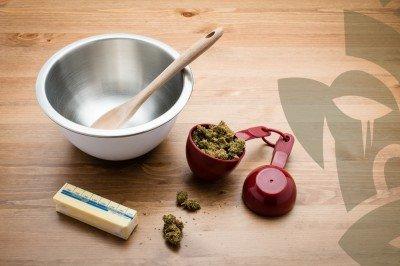 Hoe maak je cannabis boter