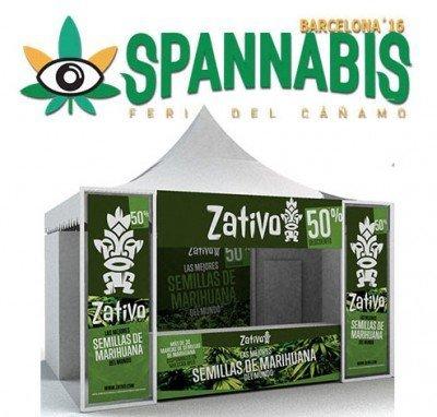 Bezoek ons tijdens Spannabis in Barcelona!