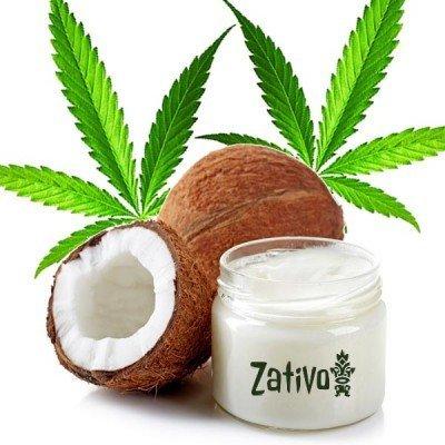 Koken met cannabis: cannabis-kokosolie