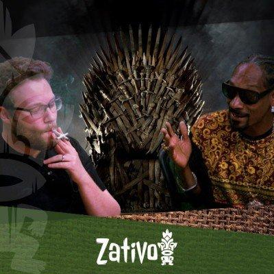 Grappige Video: Weet Wat Er Speelt In Game Of Thrones Met Snoop Dogg en Seth Rogen