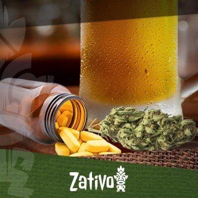 Marihuana Gecombineerd Met Alcohol Of Geneesmiddelen: Waar Je Op Moet Letten