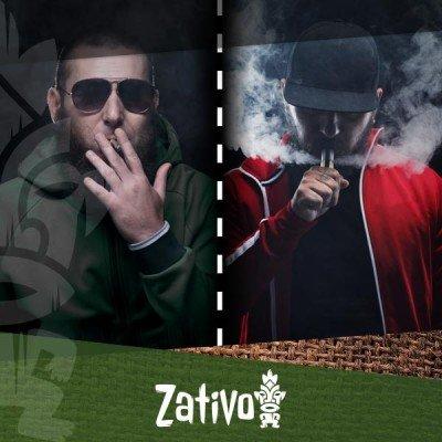 Het verschil tussen het roken en vapen van cannabis