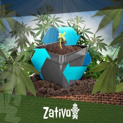 Hoe Recycle Je Jouw Cannabis Groeimedium?